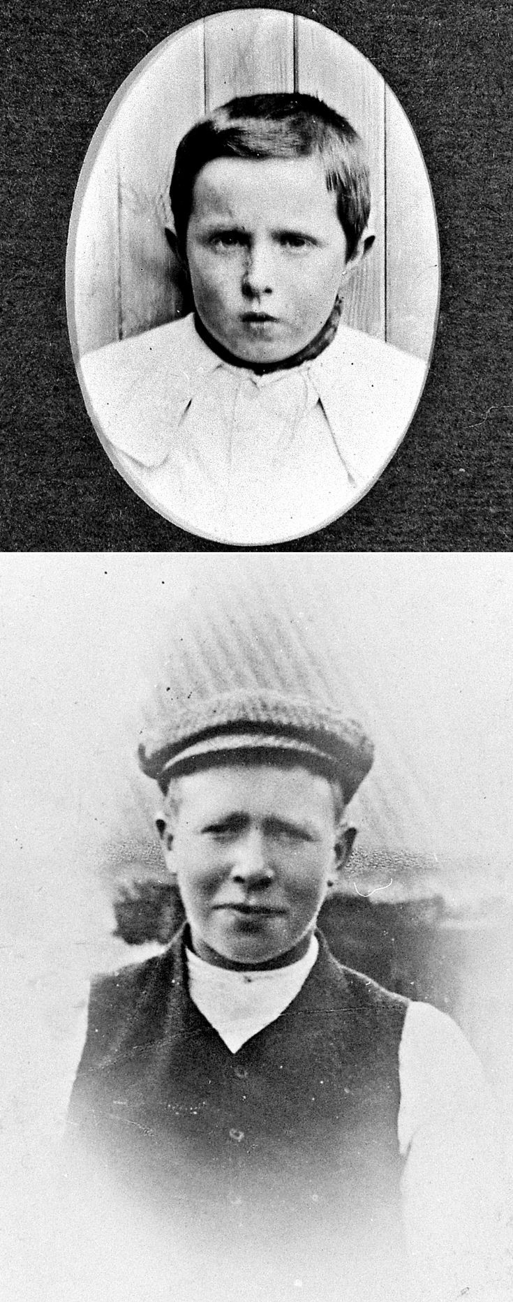 20 Top Stewart son. Bottom unknown Glenbuchat Mill