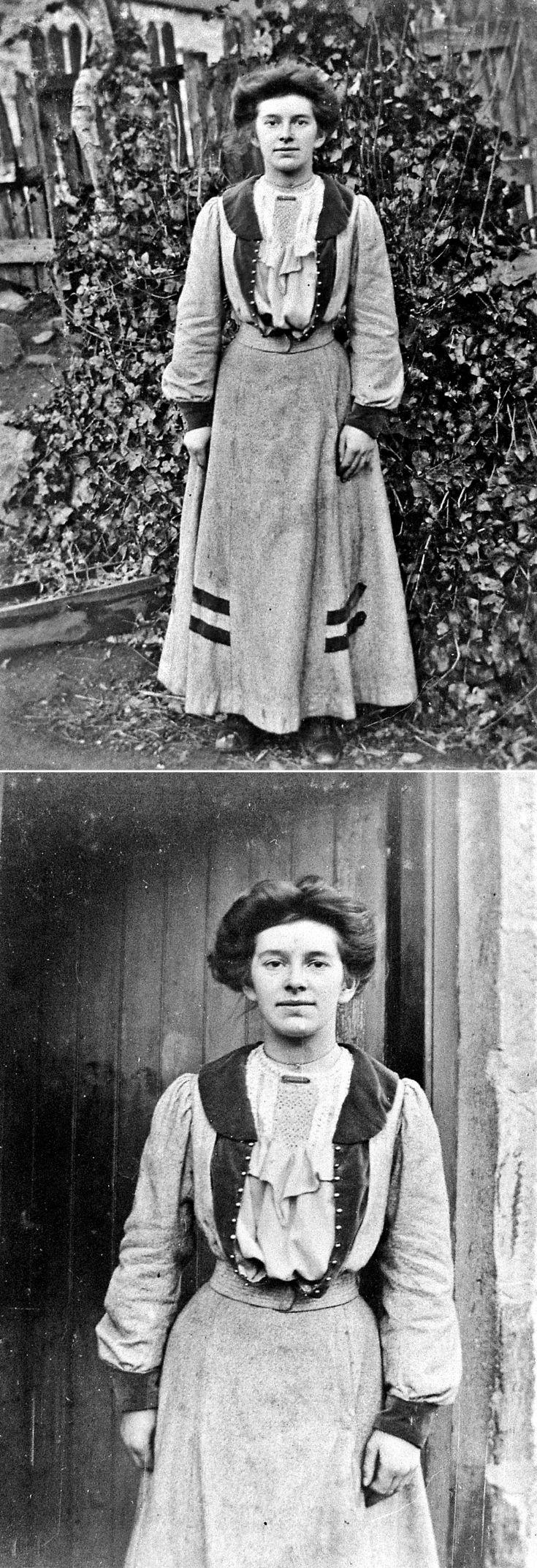 23 Lady at Glenbuchat Mill