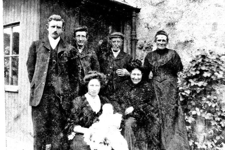 35 Cameron Family Sunnybrae Glenbuchat