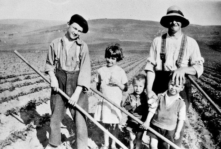 62 Johnston Family Baltimore Farm Glenbuchat
