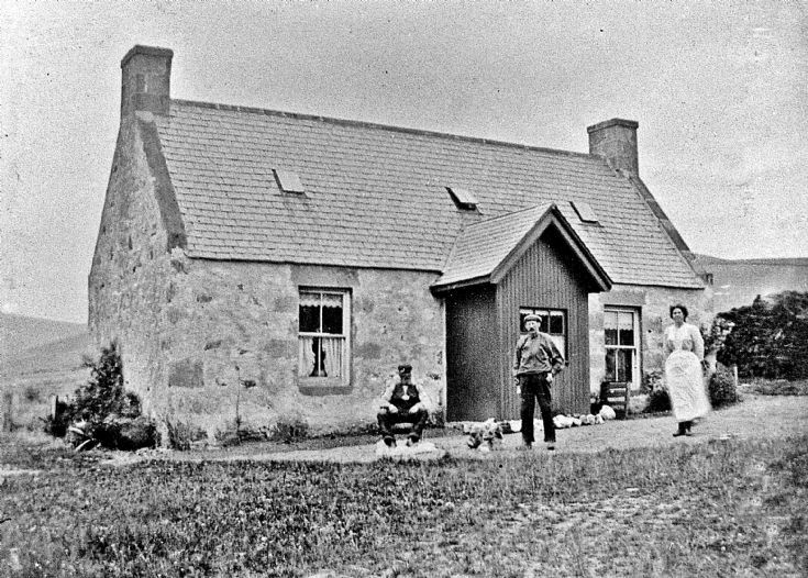 63 Ross Family Ballochduie Cottage  Glenbuchat
