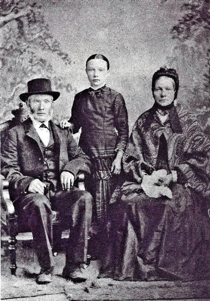 68 Beattie Family Upperton Glenbuchat