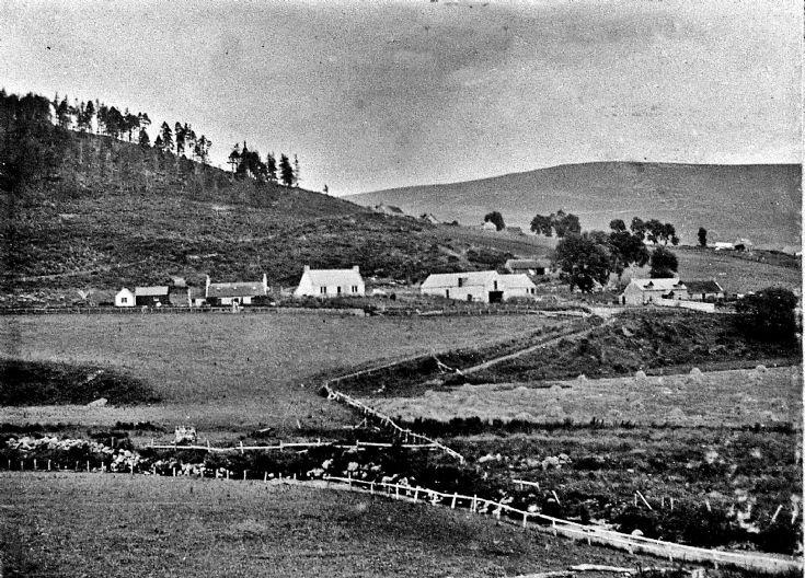 70 Sunnybrae Farm Glenbuchat