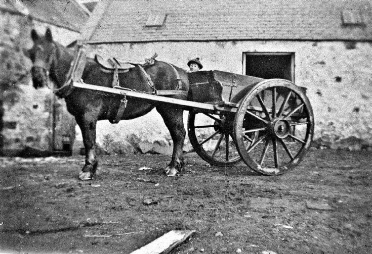 87 Cart Belnaglack Glenbuchat
