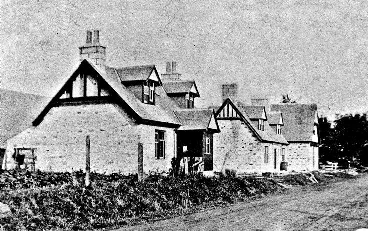 95 Altnacruichan and Shop at Craigton Glenbuchat