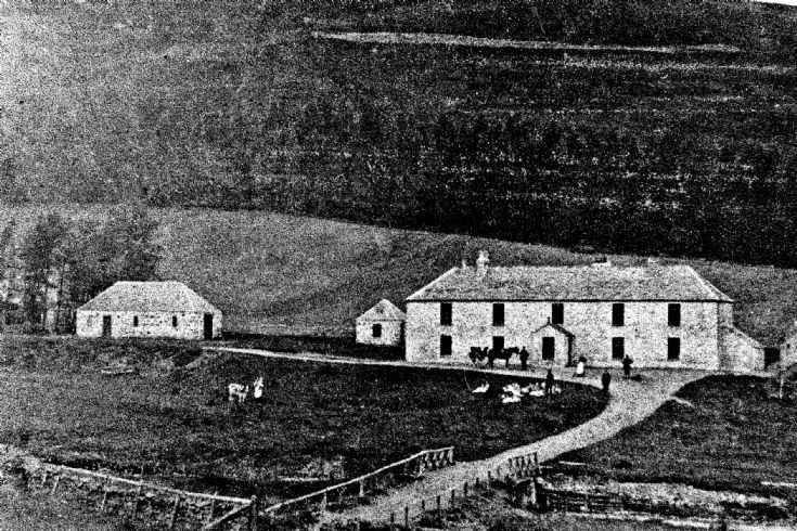 112 Upper Glenbuchat Lodge