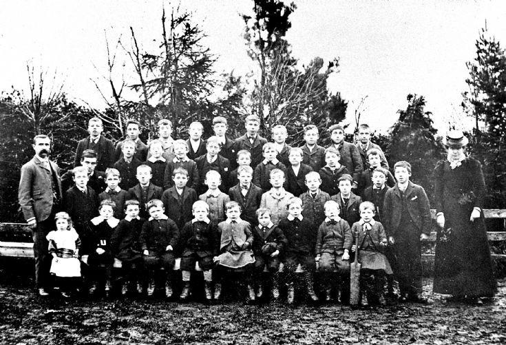 118 School Glenbuchat