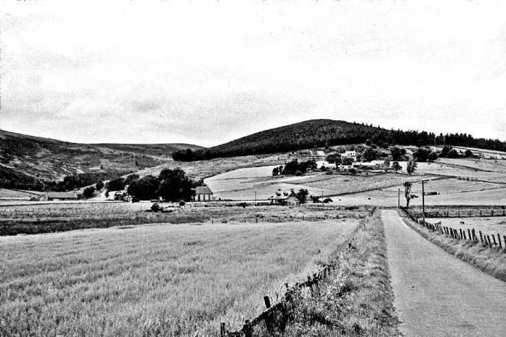 121 View of Craigton Glenbuchat