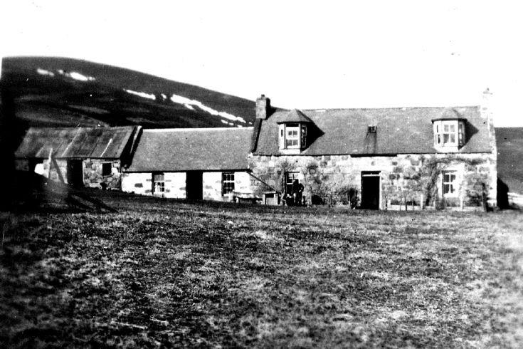 132 Belnaboth Farm House  Glenbuchat