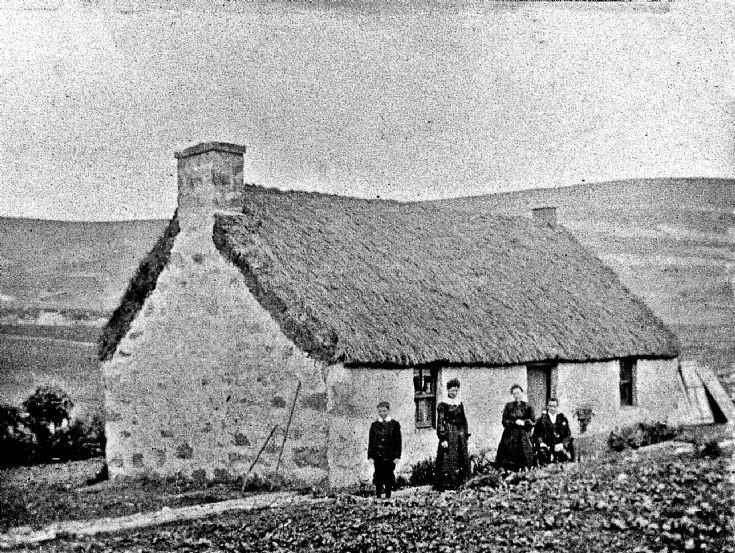 137 Unidentified Cottage Glenbuchat