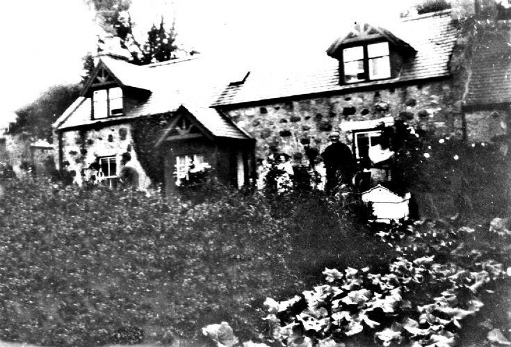 158 Sunnybrae Farm House and Family Glenbuchat