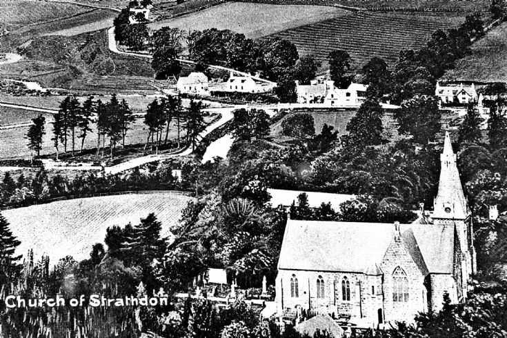 2 Bellabeg Post Card