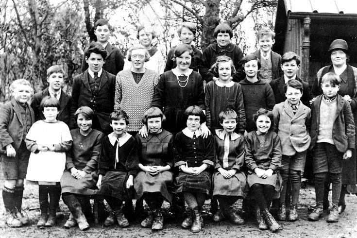 8 Glenbuchat School ? 1920's