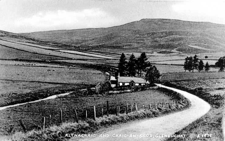 10 Altnacraig Cottage Glenbuchat