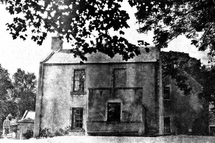 11 Old Glenbuchat Manse