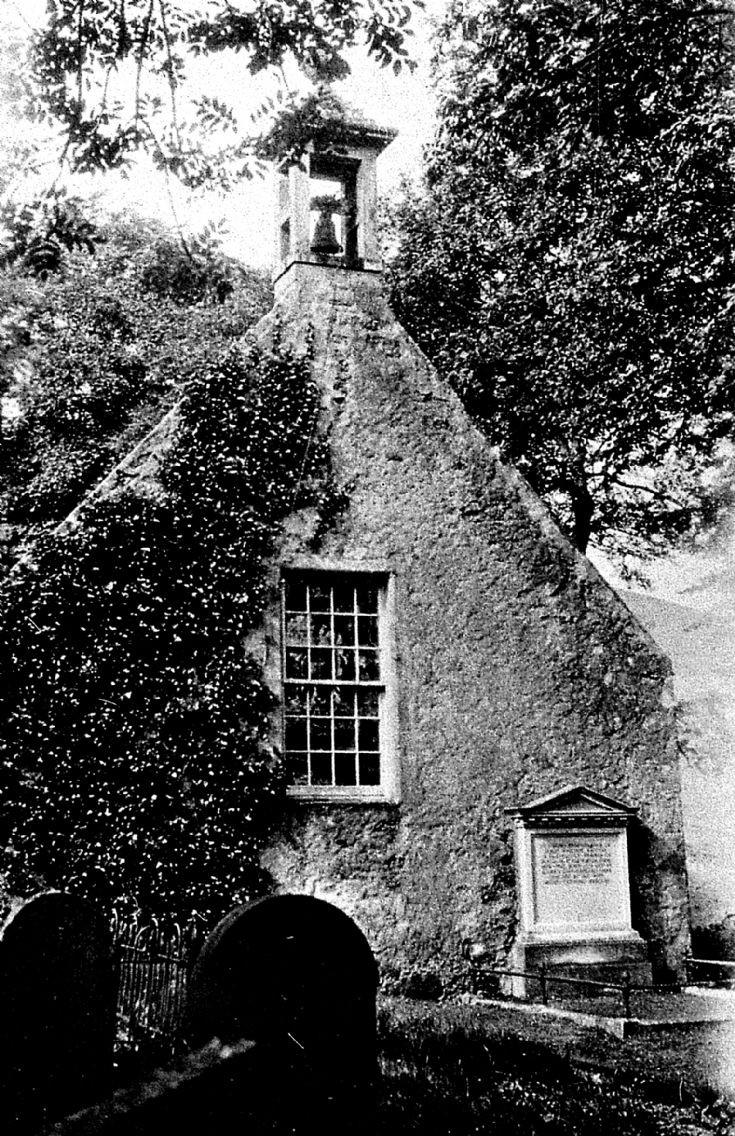 23 The Belfry Old Glenbuchat Kirk