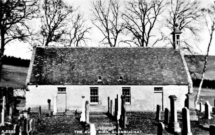 25 Old kirk Glenbuchat