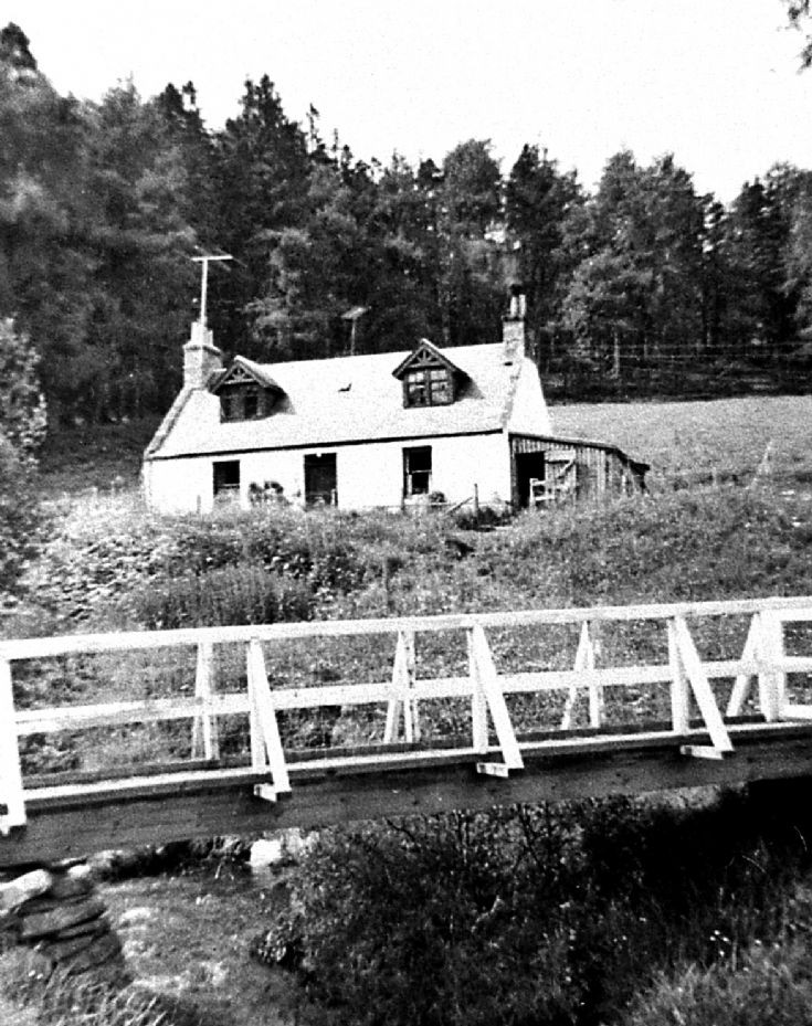 28 Cottage at Upper Lodge Glenbuchat
