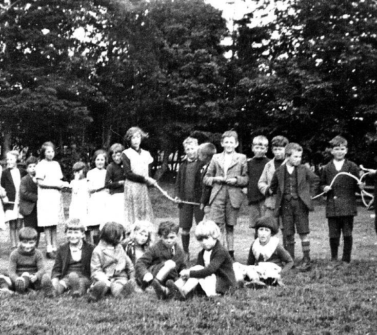 34 Glenbuchat School