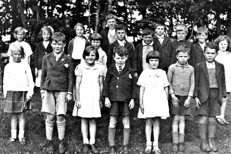 35 Glenbuchat School