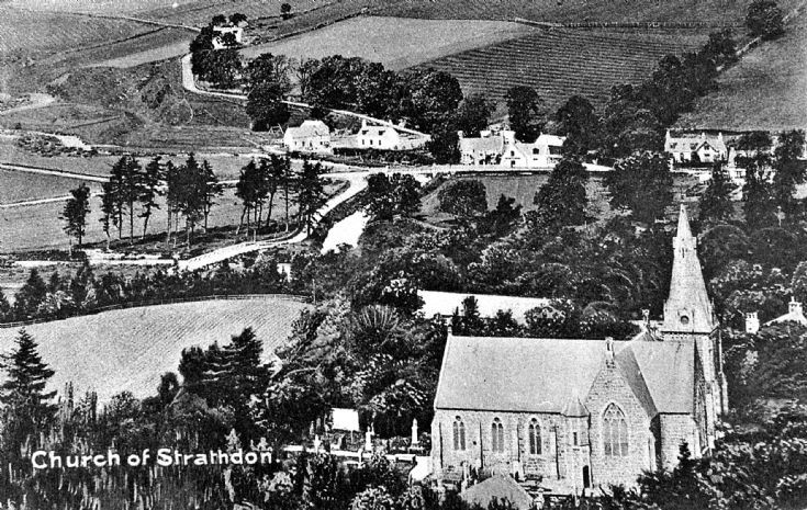 44 Strathdon Church and Bellabeg