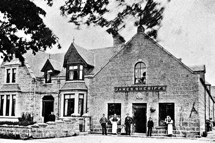 72 Shop at Bridge of Alford