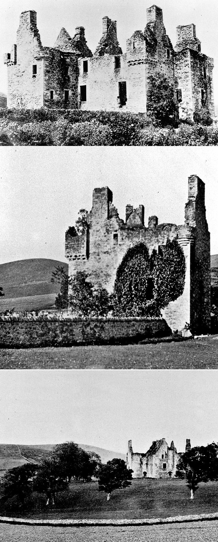 83 Glenbuchat Castle