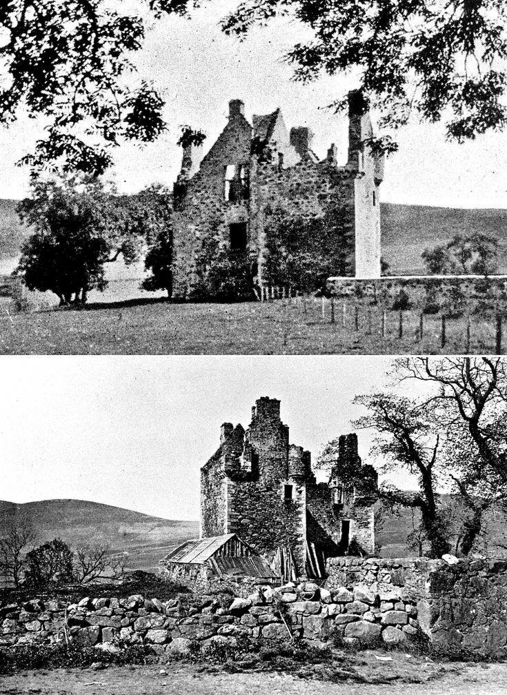 84 Glenbuchat Castle