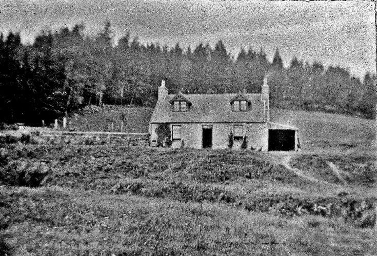 107 Keepers Cottage Upper Lodge Glenbuchat