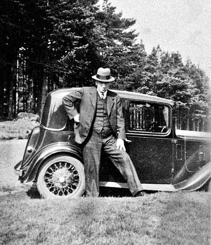 111 Car and Driver  Glenbuchat