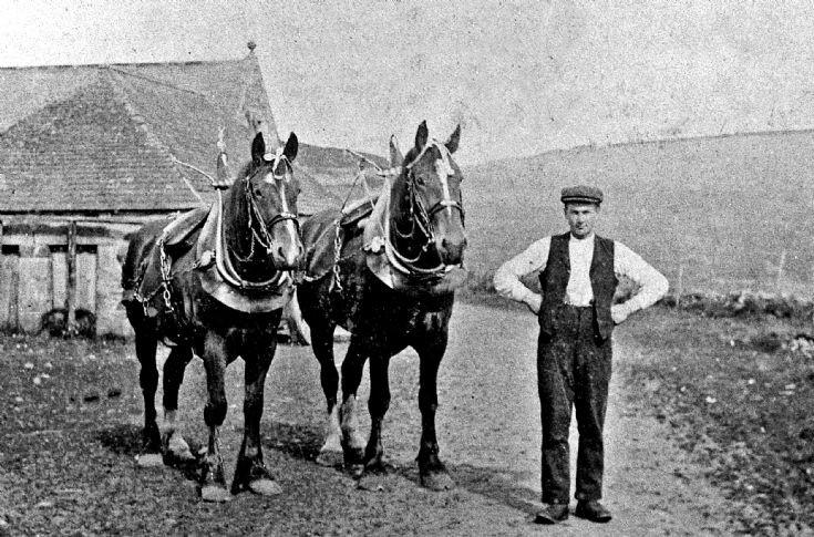 120 Horses and Horseman Glenbuchat