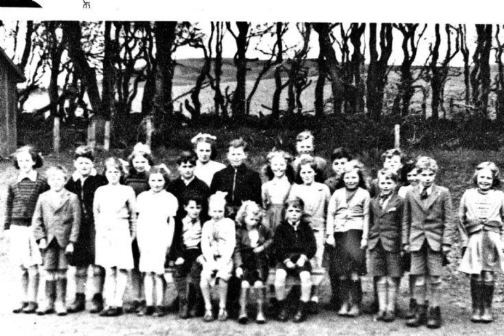 126 Glenbuchat School c 1950's