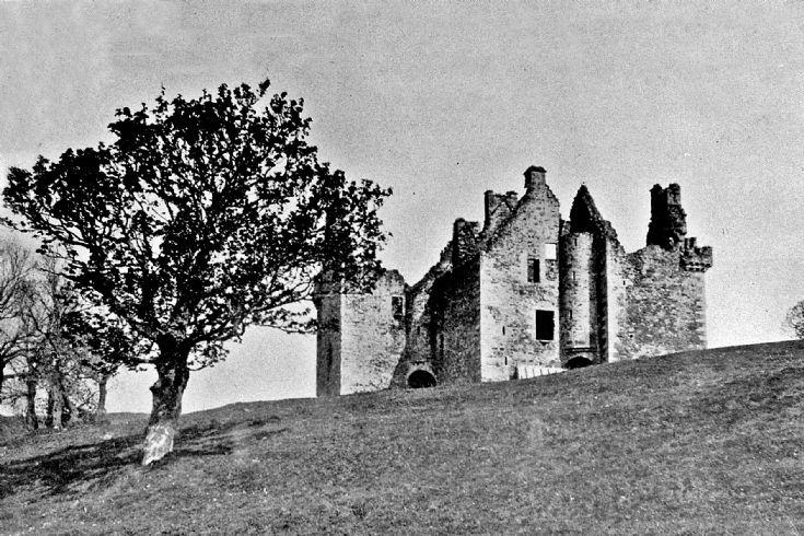 138 Glenbuchat Castle