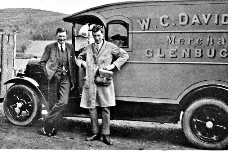142 Mobile Shop Craigton Glenbuchat