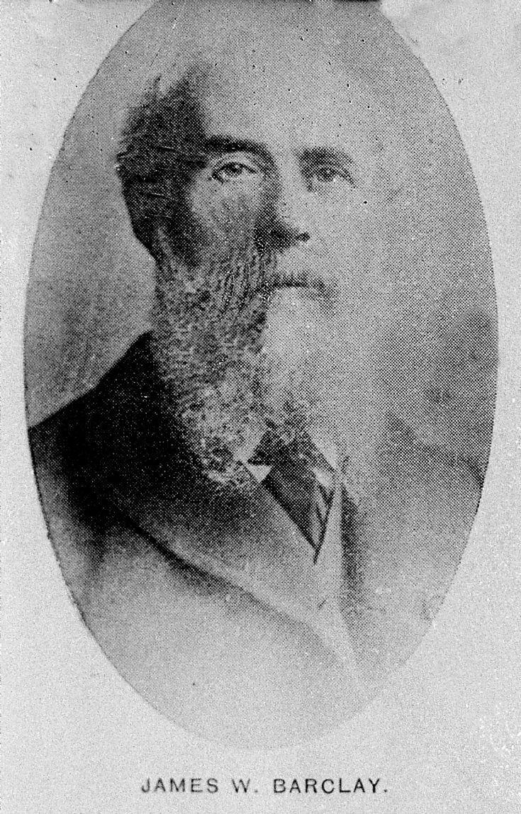 144 James W Barclay Glenbuchat