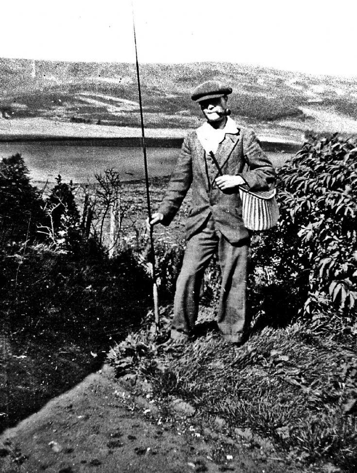 153 Summer Visitor Craighead Glenbuchat