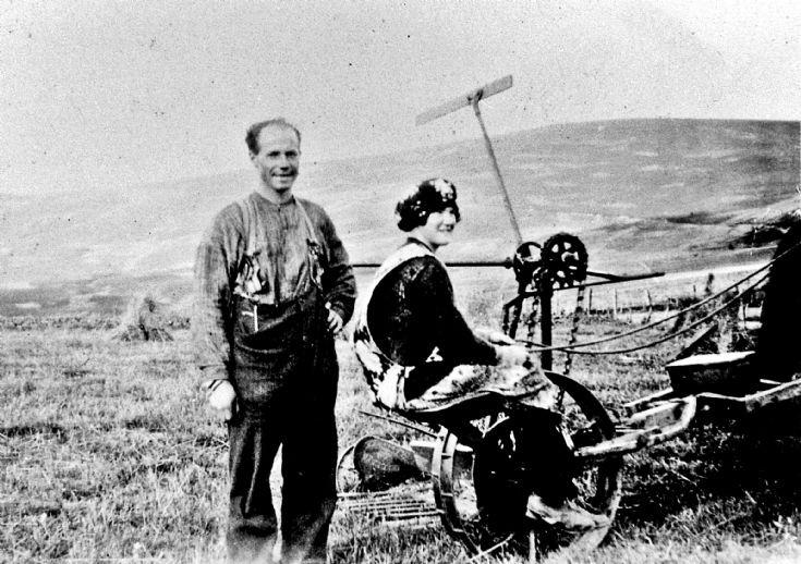 161 Georgei Hay and Leah Craighead Glenbuchat