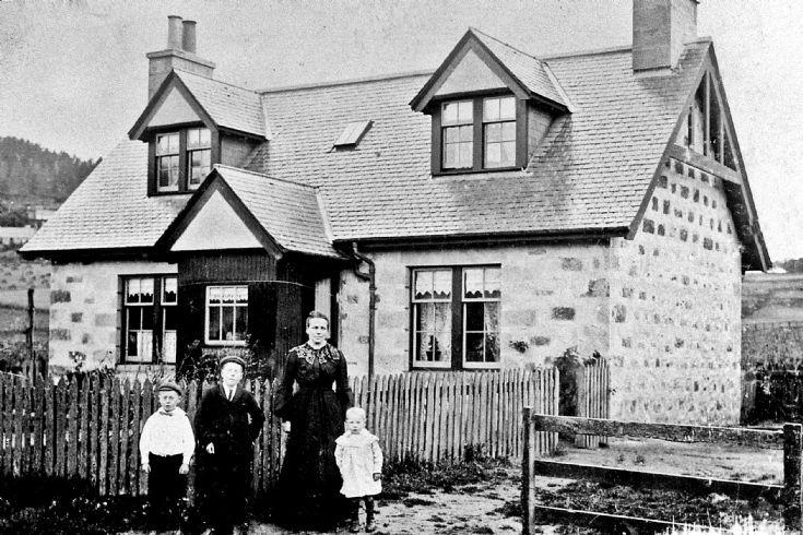 170 Maryfield Cottage Craigto Glenbuchat