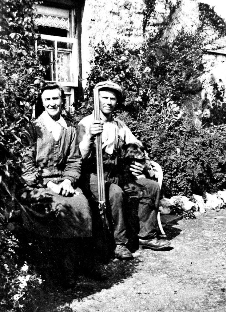 184 George Hay & his mother Craighead Glenbuchat