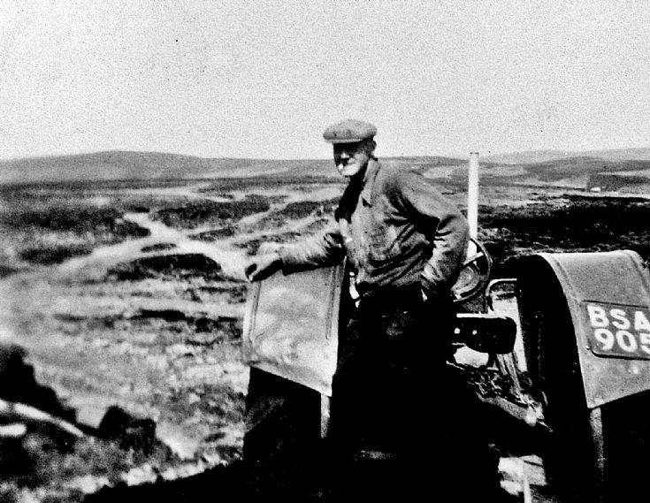 188 George Hay Craighead Glenbuchat at Peat Moss