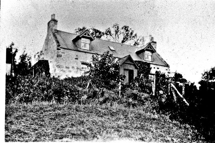 198 Craighead Farm House Glenbuchat 1930 s