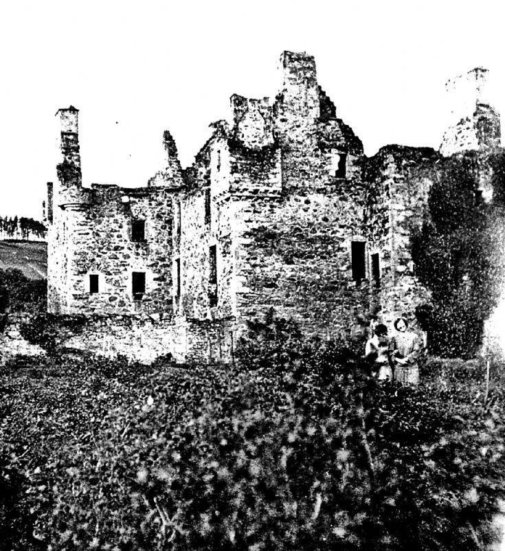 208 Glenbuchat Castle
