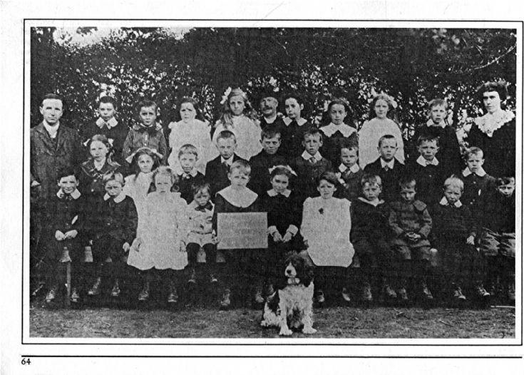 64 Glenbuchat School 1912