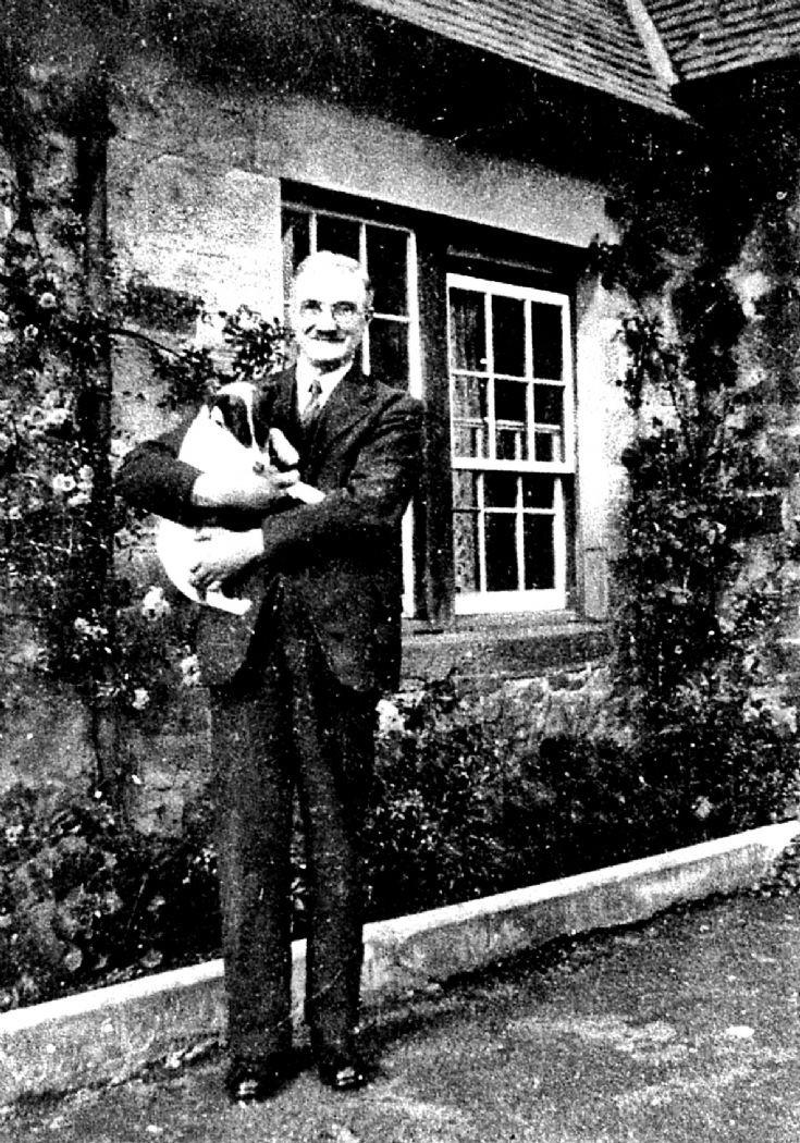 211 Walter Davidson,The Shop Craigton Glenbuchat