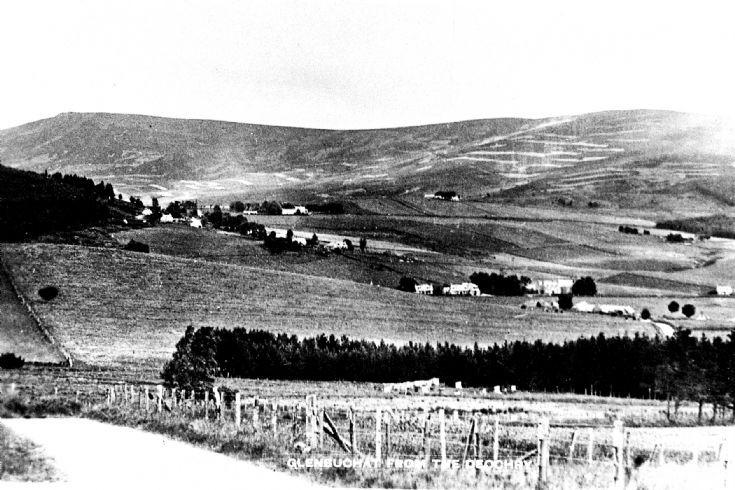219 Craigton frm Deuchry Road Glenbuchat