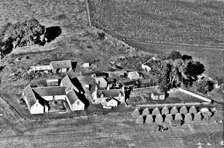 226 Baltimore Farm Glenbuchat c 1960