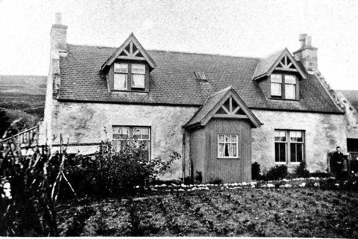 229 Thomson Blackhillock Farm Glenbuchat