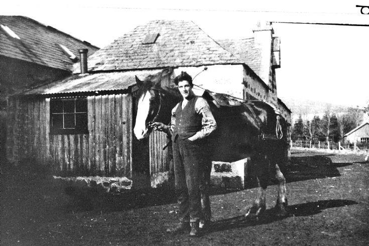 236 Mr Thomson Mains Farm Glenbuchat