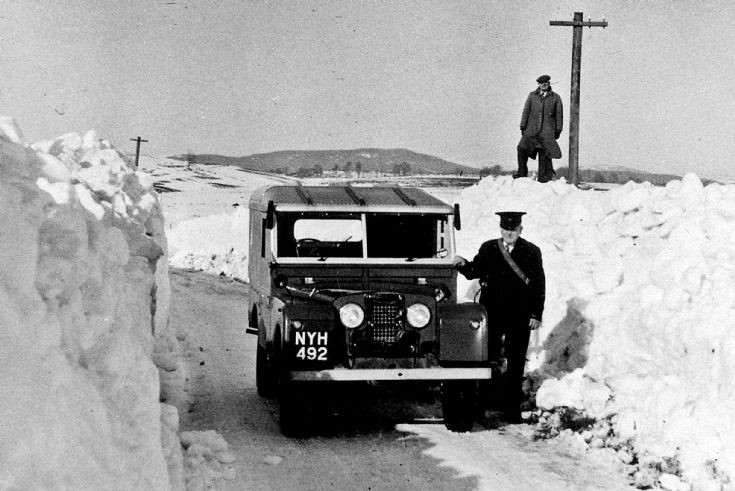 245 Postman Glenbuchat c 1960