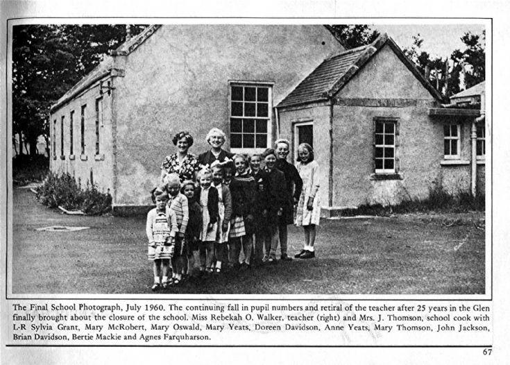 67 Glenbuchat School Closure